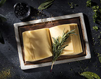 Cheese Gallery — retouching food visuals