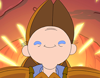 Lavarinth (Bravest Warriors Episode 6)