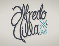 Alfredo Villa Reel 2012