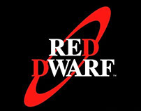 "my fan art of an old tv show, ""Red Dwarf"""