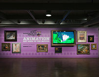 Animation: Art Goes to the Movies