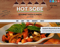 Hot Sobe Gourmet Pizza & Pasta
