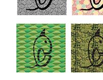 bullterrier logo-letter C