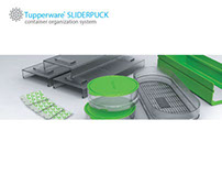 Tupperware Sponsored Project