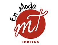 En Moda MT logotype