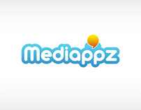 Logo design for Mediappz