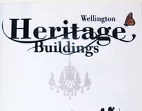 Wellington heritage buildings brochure