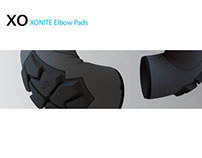 Xonite Elbow Pads