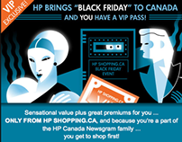 HP Black Friday Email