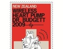 Postage stamps — NZ Medical history