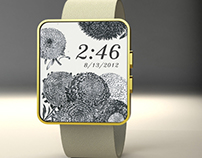 Lucid: E-Ink Watch