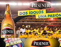 Pilsener y Barcelona Sporting Club