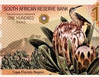 Currency Design — South African Banknote