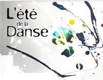 Dance Festival program