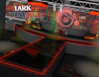 Evento anual en Quito del cigarillo Lark