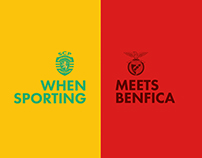 When Sporting Meets Benfica