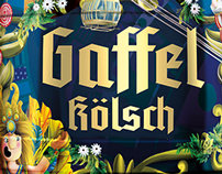 Packaging // GAFFEL KÖLSCH