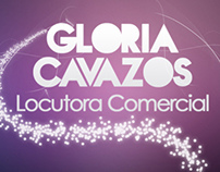 Cover Gloria Cavazos