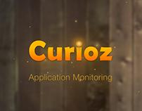 """Mobile App """"Curioz"""""""