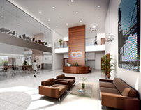 Clyde Quarter Lobby