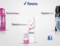 rexona.com.tr 2012