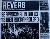 - Reverb - Newspaper / Diario