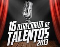 16 Directorio de Talentos 2013