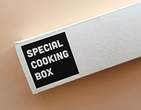 Special Cooking Box | TAST