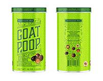 Goat Poop