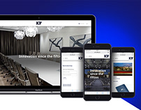 ICF OFFICE | WEBSITE REDESIGN (UI-UX)