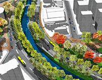Landscape Design + Urban Revitalization