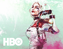 HBO / illustrations