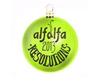 Alfalfa 2013 Resolutions