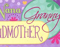 Grandmother Nicknames