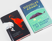 The Salmon of Doubt – Alternative Book Covers