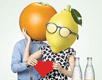 Vichy Orange