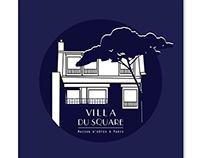 Villa du Square / Maison d'Hôte