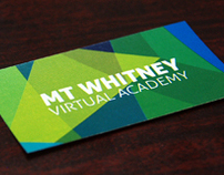 MT WHITNEY VIRTUAL ACADEMY BRANDING