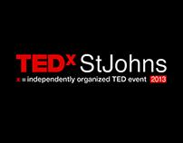 TEDx St. John's 2013
