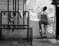 Freak Alley Gallery Painting