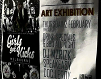 Girls Got Kicks Melbourne by Bright Things TV