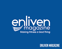 PROJECT:Enliven Magazine