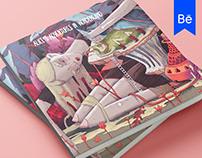 ALICE'S ADVENTURES IN WONDERLAND. Book concept