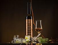Exclusive Wine Label Design - Radacini Icewine