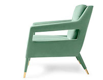Chantal | armchair for Munna