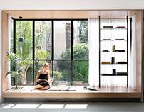 Open-Plan Apartment by Maayan Zusman and Amir Navon