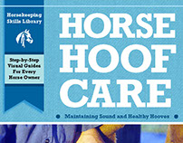 HORSE HOOF CARE: Book Cover