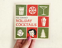 Holiday Cocktail Cookbook