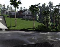 Casa relevo Junho16