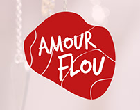 Amour Flou - Logo Design